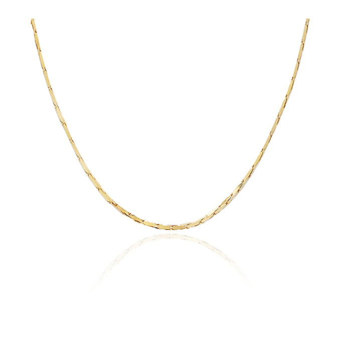 GOLD SILKY CHAIN